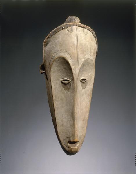 masque africain quai branly