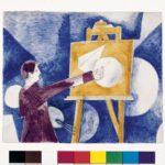 Chagall, Lissitzky, Malévitch